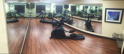 Gym | Comfort Inn & Suites Moore - Oklahoma City