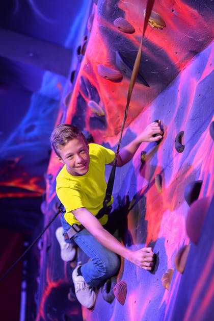 Rock Climbing Wall - Indoor | Margaritaville Resort Biloxi