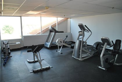 Fitness Facility | C3 Hotel & Convention Center