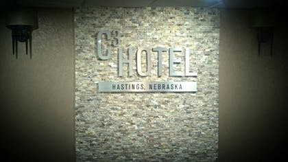 Property Grounds | C3 Hotel & Convention Center