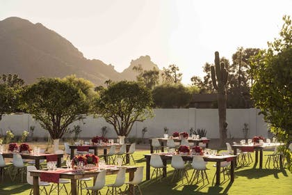 Outdoor Dining | Andaz Scottsdale Resort & Spa