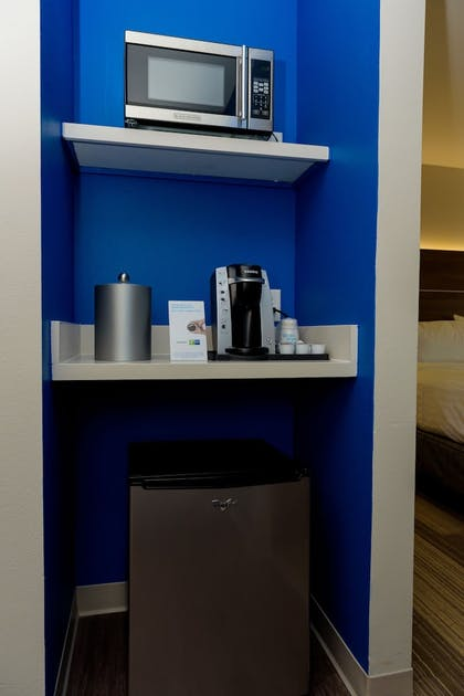 Mini-Refrigerator | Holiday Inn Express & Suites McKinney - Frisco East