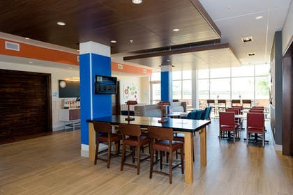 Breakfast Area | Holiday Inn Express & Suites McKinney - Frisco East