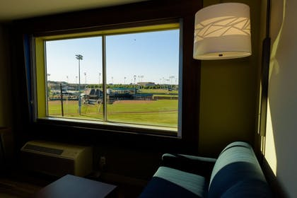 Guestroom View | Holiday Inn Express & Suites McKinney - Frisco East