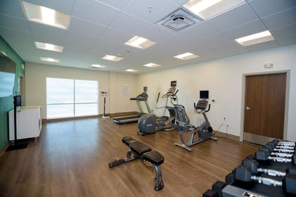 Fitness Facility | Holiday Inn Express & Suites McKinney - Frisco East