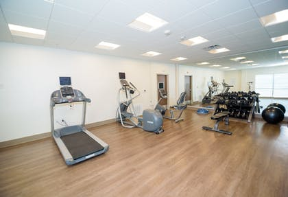 Gym | Holiday Inn Express & Suites McKinney - Frisco East