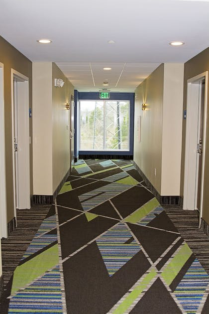 Hallway | Holiday Inn Express & Suites Greenwood Mall