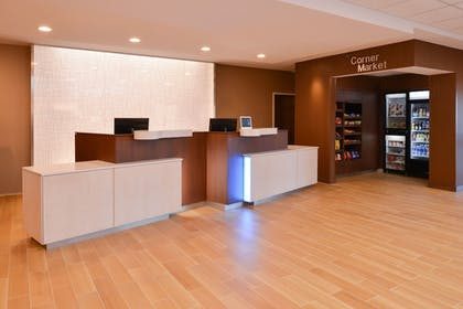 Check-in/Check-out Kiosk | Fairfield Inn & Suites by Marriott Martinsburg