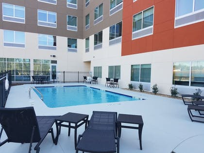 Pool | Holiday Inn Express & Suites Carrollton West