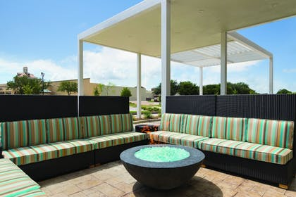 Terrace/Patio   Home2 Suites by Hilton Houston Stafford