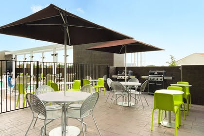 BBQ/Picnic Area   Home2 Suites by Hilton Houston Stafford