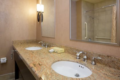 Bathroom Sink | Showboat Hotel