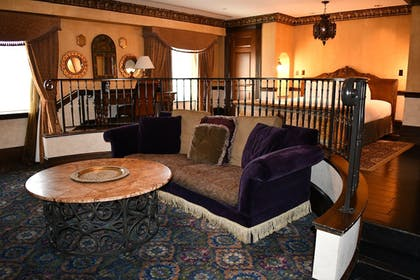 Living Area | Showboat Hotel