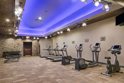 Fitness Facility | Showboat Hotel