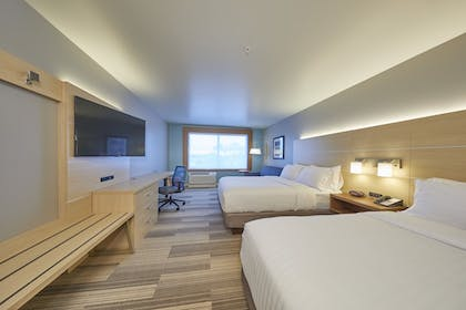 Guestroom | Holiday Inn Express & Suites Hermiston Downtown