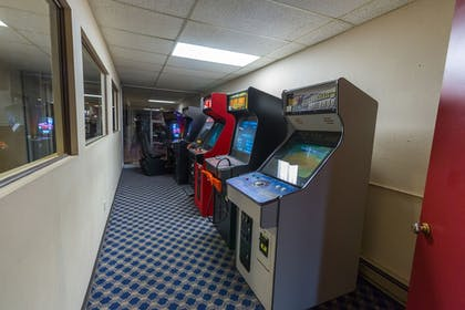 Game Room | Terrace Bay Hotel