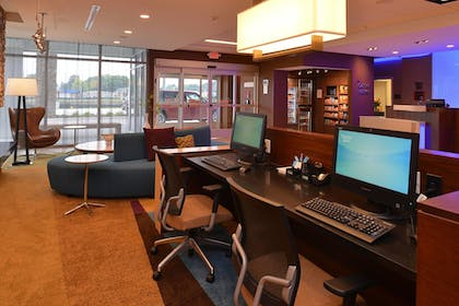 Business Center | Fairfield Inn & Suites Fremont