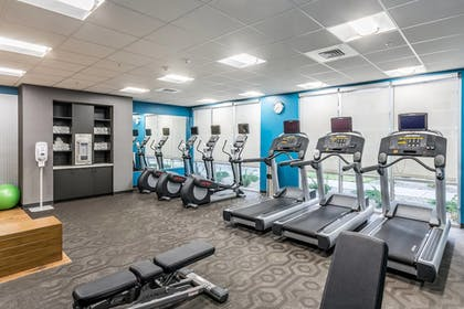 Sports Facility | Fairfield Inn & Suites by Marriott Butte