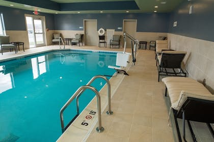 Indoor Pool | Holiday Inn Express & Suites Marietta