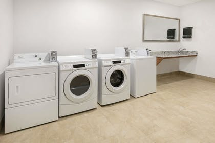 Laundry Room | Days Inn & Suites by Wyndham Lubbock Medical Center