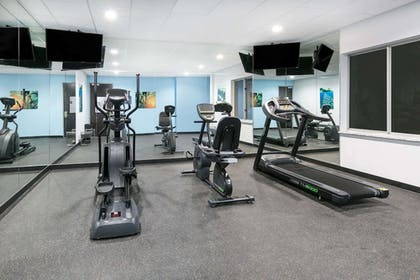 Fitness Facility | Days Inn & Suites by Wyndham Lubbock Medical Center