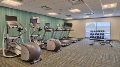 Fitness Facility | Holiday Inn Express and Suites Broomfield
