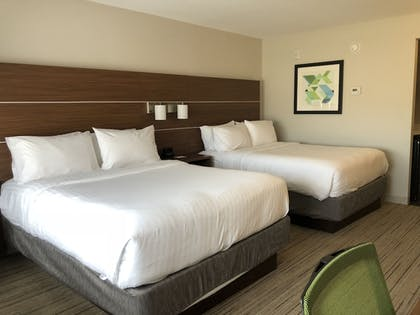 Living Area | Holiday Inn Express and Suites Broomfield