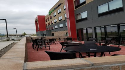 Terrace/Patio | Holiday Inn Express and Suites Broomfield