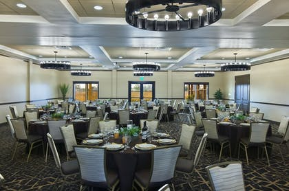 Banquet Hall | Oxford Suites Sonoma County