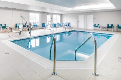 Indoor Pool | Towneplace Suites Kansas City Airport