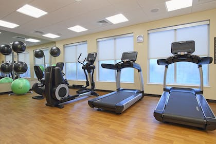 Fitness Facility |  | Hyatt Place Houston NW Vintage Park