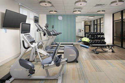 Fitness Facility | Holiday Inn Express Pensacola Downtown