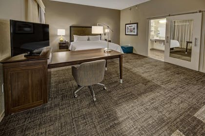 Living Area | Hampton Inn & Suites Nashville Hendersonville