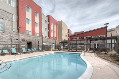 Sports Facility | Fairfield Inn and Suites by Marriott Charlotte Airport