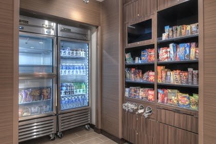 Snack Bar | Fairfield Inn and Suites by Marriott Charlotte Airport