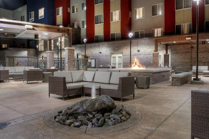 Property Grounds | Fairfield Inn and Suites by Marriott Charlotte Airport