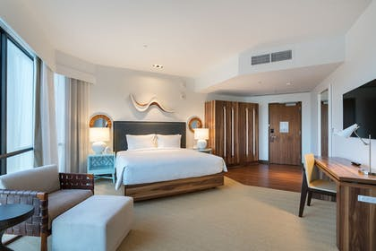 | City View Suite with King Bed | Hyatt Centric Waikiki Beach