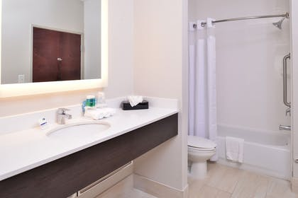 In-Room Amenity | Holiday Inn Express & Suites Corpus Christi - N Padre Island