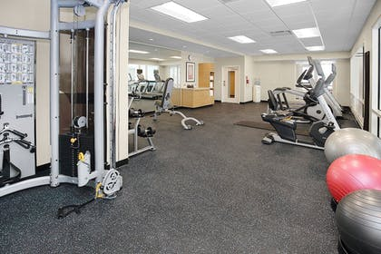 Fitness Facility | TownePlace Suites Grove City Mercer/Outlets