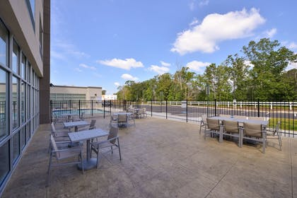 Terrace/Patio | Holiday Inn Express - Bethlehem