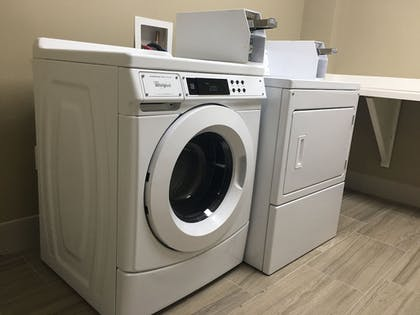 Laundry Room | Holiday Inn Express - Bethlehem