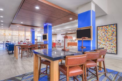 Lobby | Holiday Inn Express - Bethlehem