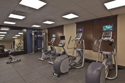 Fitness Facility   Hampton Inn And Suites By Hilton Columbus Scioto Downs