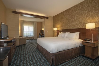 Guestroom   Fairfield Inn and Suites by Marriott Chillicothe