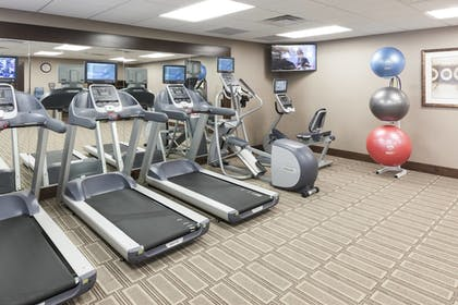 Sports Facility | Residence Inn by Marriott Dallas Plano/Richardson