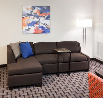 Living Area | Residence Inn by Marriott Dallas Plano/Richardson