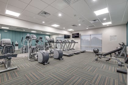 Fitness Facility | Holiday Inn Express & Suites Dallas North - Addison