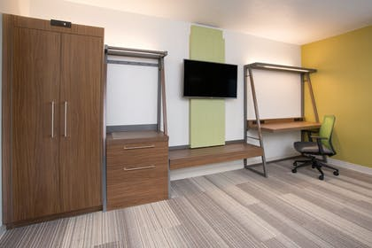 In-Room Amenity | Holiday Inn Express & Suites Dallas North - Addison