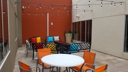 Terrace/Patio | Holiday Inn Express & Suites Kingston-Ulster