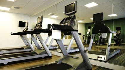 Fitness Facility | Holiday Inn Express & Suites Kingston-Ulster